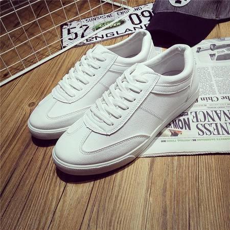 MSSEFN小白鞋男士运动鞋板鞋休闲男鞋子单鞋S36特