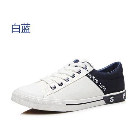 MSSEFN脚模特批低帮帆布鞋休闲透气布鞋潮流板鞋纯色男鞋帆布鞋