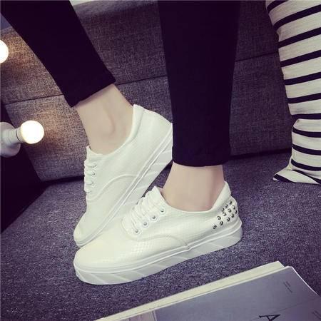 MSSEFN 低帮 休闲 柳丁 女板鞋 单鞋   跑量款