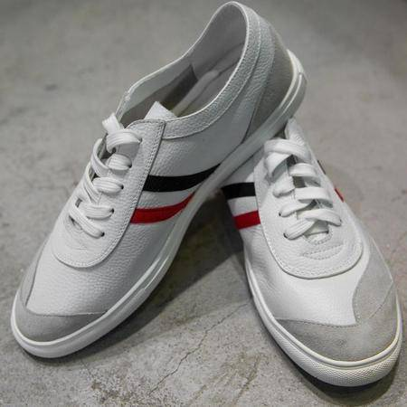 MSSEFN原创两杆 系带男鞋 真皮鞋子