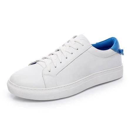 MSSEFN春季新款真皮乐福鞋英伦一脚套懒人鞋休闲
