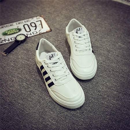 MSSEFN春夏款小白鞋男鞋透气休闲鞋板鞋潮鞋学生鞋