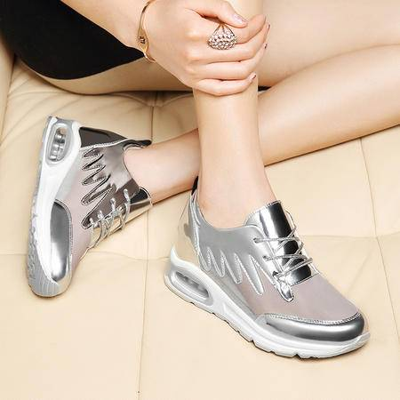 mssef2016专柜正品 网纱 气垫 女鞋