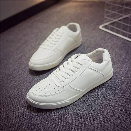 MSSEFN 2016夏季新款男鞋运动休闲透气鞋小白鞋潮鞋学生鞋