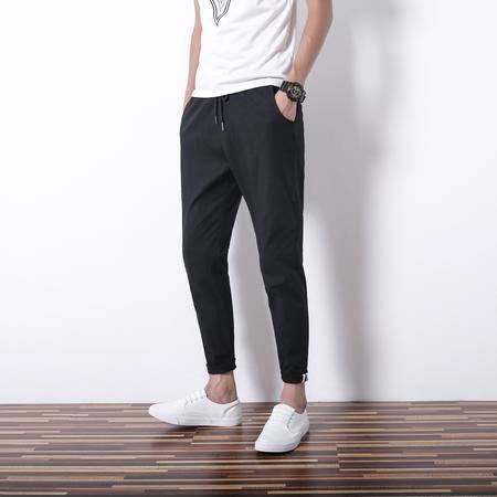 MSSEFN  2016男哈伦休闲小脚裤
