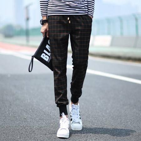 MSSEFN2016秋季新款大码男士休闲裤