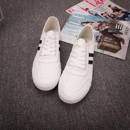mssefn潮款男鞋秋季男士拼色帆布鞋低帮休闲鞋板鞋韩版潮男鞋子