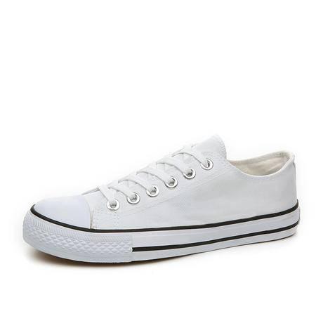 mssefn低帮帆布B鞋硫化鞋学生鞋韩版经典男鞋