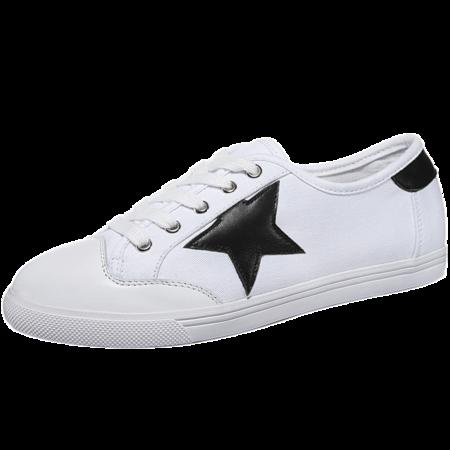 mssefn专柜正品 头层牛皮 拼色帆布鞋