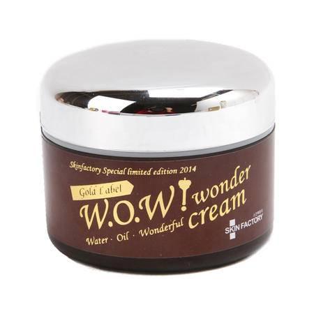 Skin Factory  Wow Wonder 霜