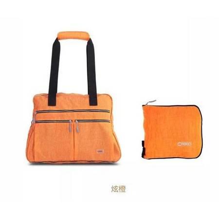 缤彩折叠单肩挎包   CR0110