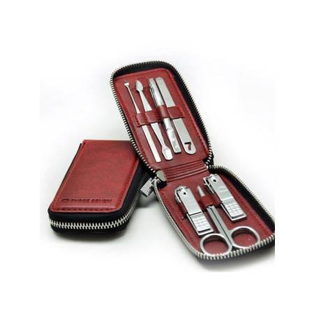 韩国原装进口777指甲剪正品套装 碳钢美甲工具礼品指甲刀可定制
