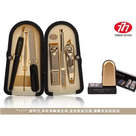 原装成人进口韩国777正品剪6件套修甲美甲指甲钳指甲刀套装