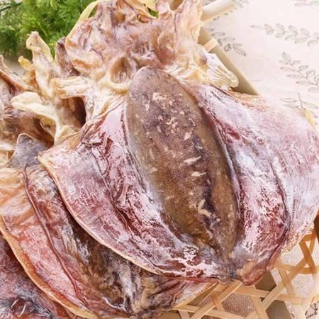 福建特产 大墨鱼干 野生特级淡嗮墨斗鱼 海鲜干货 厦门特产 大目鱼干500g
