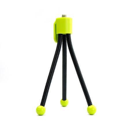 路尔新(Loukin)相机支架 多功能数码相机三脚架(绿色)CT-03/G