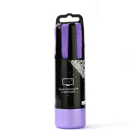 路尔新(Loukin)多功能清洁套装 电脑 液晶屏等 紫色款  L-5005/V