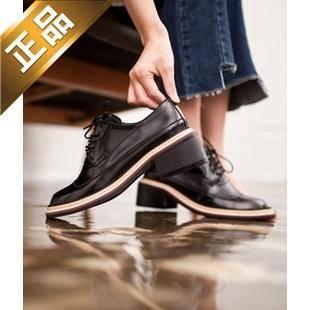 vivier shoes-方根系带韩版高跟鞋 [5cm]【韩国正品】