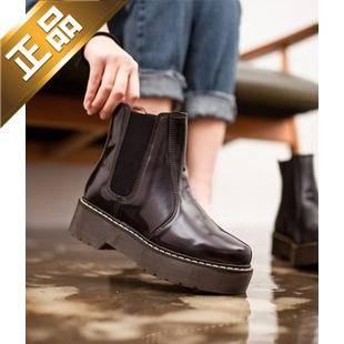 vivier shoes-高档韩版新款靴子 [4.5cm]【包邮】【韩国正品】