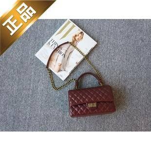 naning9-淑女实用高档魅力两用包【包邮】【韩国正品】