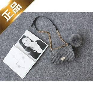 naning9-高档独特魅力淑女单肩包【包邮】【韩国正品】