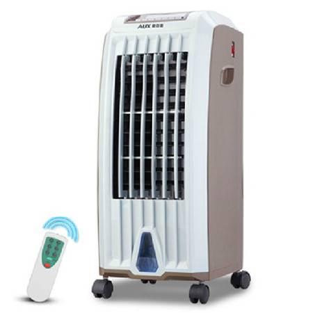 奥克斯冷暖空调扇 冷暖两用冷风机NFS-20F-1遥控冷风扇 水冷空调
