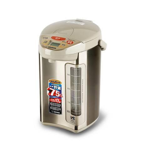 ZOJIRUSHI/象印 CV-DSH40C 象印电热水瓶电热水壶 原装进口包邮4L