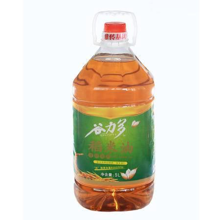 冉龙四级非转基因稻米油