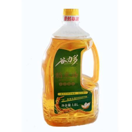 冉龙四级非转基因稻米油1.8L