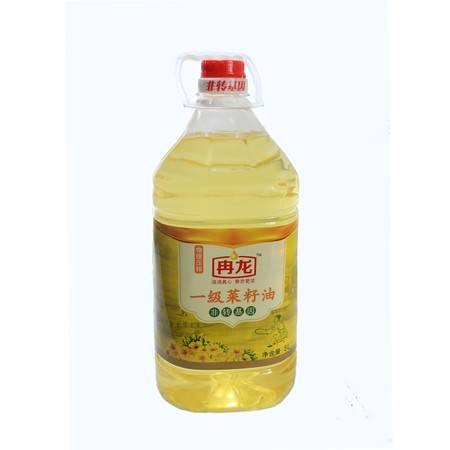冉龙一级非转基因菜籽油  厂家直销 蚌埠江淮粮油