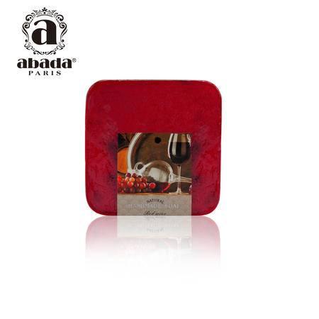 法国abada雅比特红酒美白抗氧化洁面精油手工皂105g