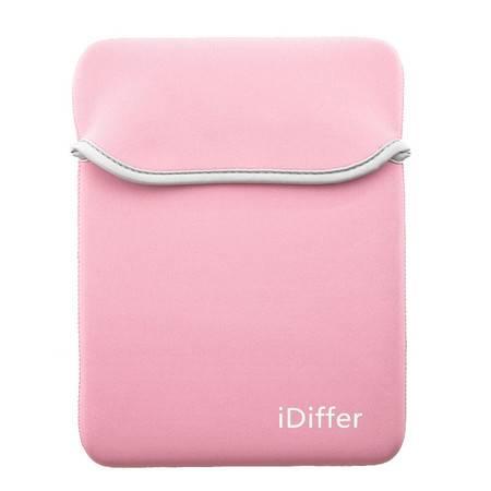 iDiffer iPad2/ipad3/ipad4/new pad 内胆包 9.7英寸 粉红色