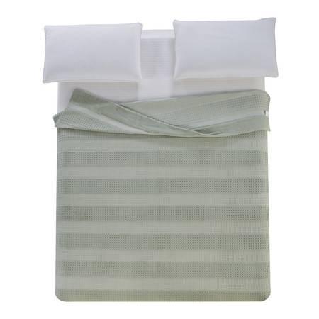 佩玉家纺 三明治毛巾被 色织提花 全棉夏毯空调盖毯毛巾被 BH MJB-3082