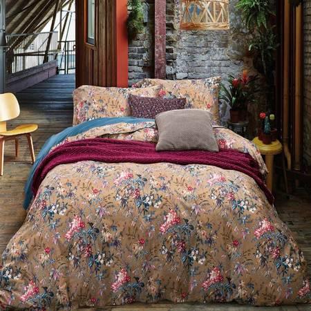 60支埃及长绒棉四件套 床上用品纯棉 LA