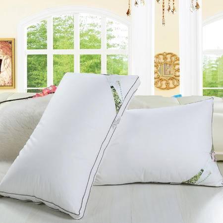 佩玉家纺 可水洗羽丝绒枕芯 高中低三款枕芯 JZ