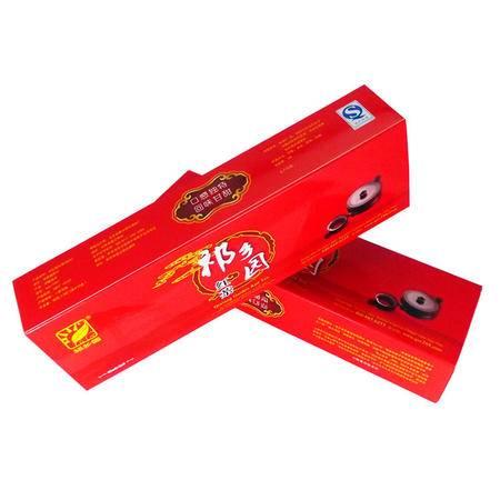 祁乡园红茶 特级 祁门红茶 祁红毛峰红茶 盒装90克 qxy-1201