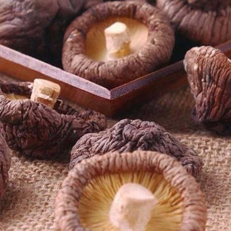 正品天然含硒野生香菇100g包邮