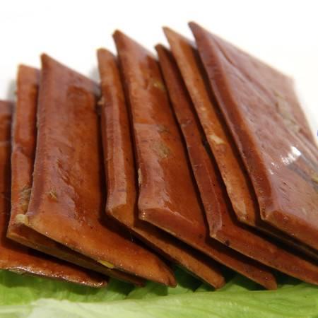 豆腐之乡八公山泉卤水豆腐90g/袋 拆开即食美味豆腐干零食