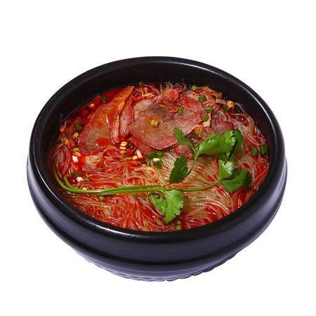 特产淮南牛肉汤白蓝味中味粉丝速食汤5*95克袋装(原味)