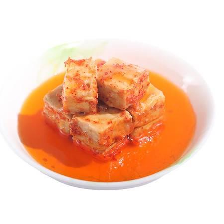 玛瑙泉红油腐乳260克*4瓶正宗淮南特产八公山豆腐乳 香辣