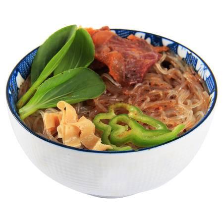 老刘头淮南牛肉汤方便速食粉丝汤淮南特产12桶*105g原味整箱