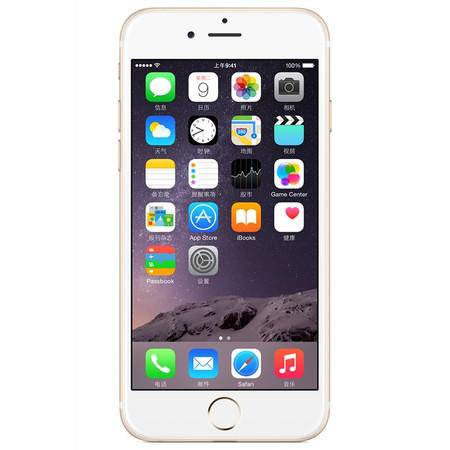 Apple/苹果 iPhone 6 4.7英寸公开版 国行 64G 金色