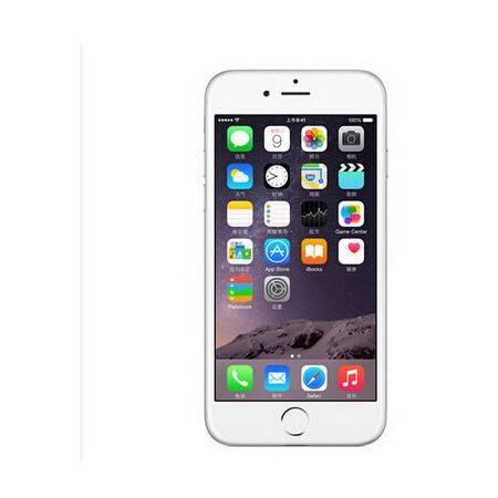 苹果(Apple) iPhone6 Plus (A1524) 移动联通电信4G 手机 16G 银色