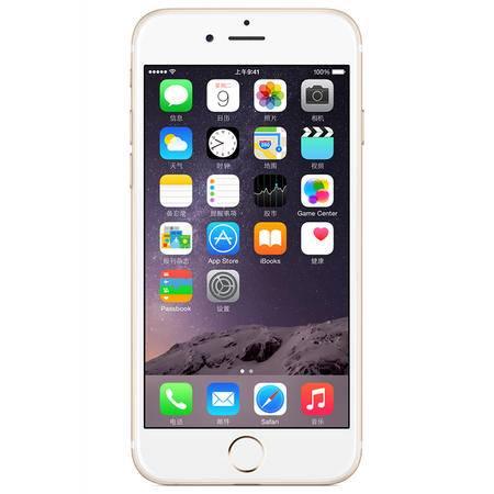 苹果(Apple)iPhone 6 (A1586) 16GB 金色 移动联通电信4G手机
