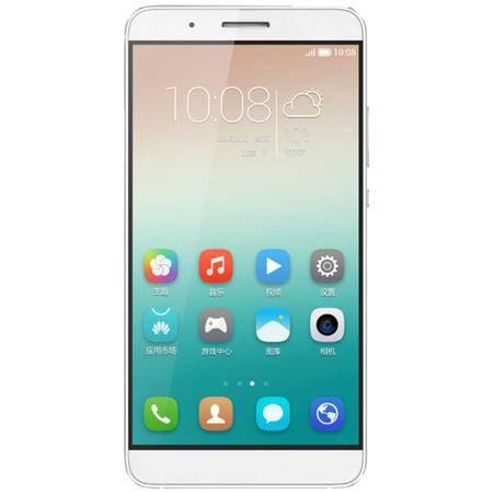 华为 荣耀7i 双卡双待 手机 冰川白 全网通4G(3G RAM+32G ROM) 标配