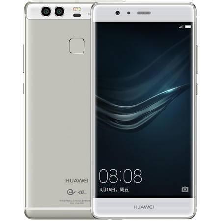 华为 P9 全网通 3GB+32GB版 皓月银 移动联通电信4G手机 双卡双待