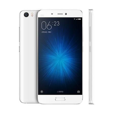 小米5 全网通 标准版 3GB内存 32GB ROM 白色 移动联通电信4G手机
