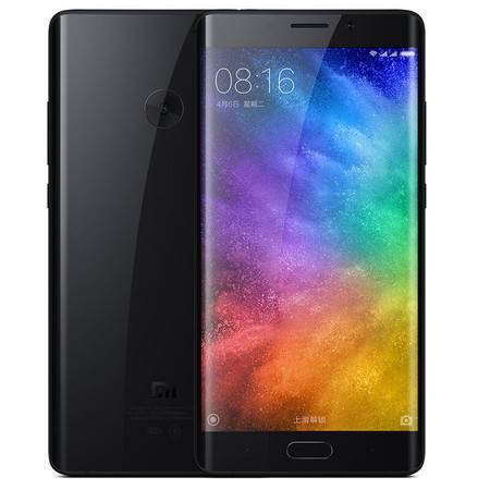 小米Note2 全网通 标准版 4GB内存 64GB ROM 亮黑色 移动联通电信4G手机