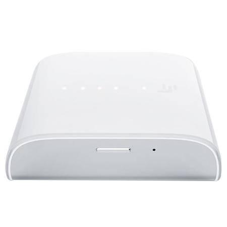 乐视Letv 随身看10000mAh移动电源32G盘 随身WiFi功能 白色