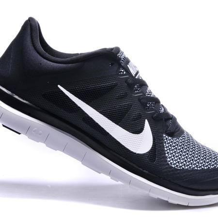 Nike耐克男女鞋跑步鞋 free 4.0 V4赤足网面超轻透气运动鞋情侣鞋642197-036