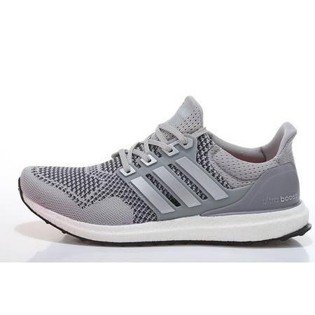 Adidas阿迪达斯男鞋清风跑步鞋 女鞋冰风运动休闲透气网鞋